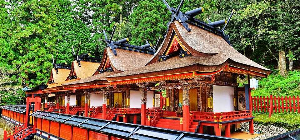 神殿の画像