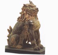 獅子・狛犬(丹生都比売神社蔵)