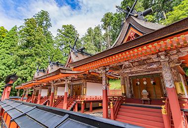 神殿のイメージ
